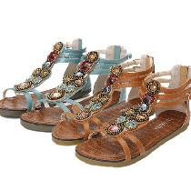 奥卡索凉鞋3.5折