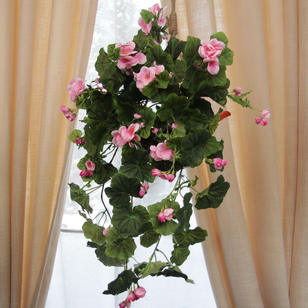 幼儿园手工制作窗户吊花