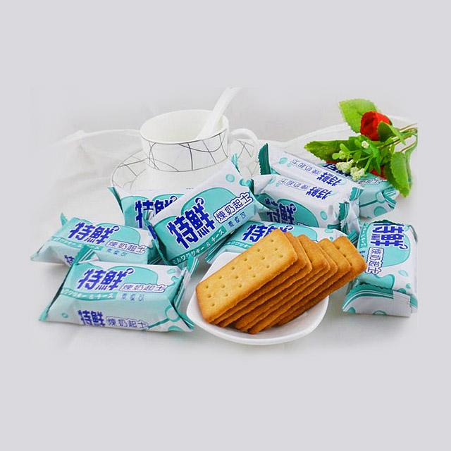 聚福园 特鲜炼奶起士 600g ×10袋