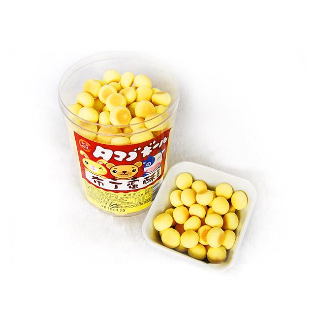 品味本铺 布丁蛋酥 190g ×4瓶