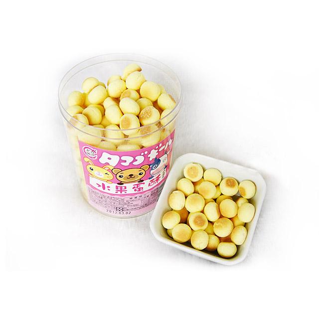 品味本铺 水果蛋酥 190g ×4瓶