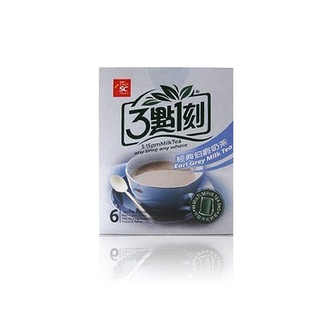 3点1刻(三点一刻) 经典伯爵奶茶 120g ×7盒(台湾)