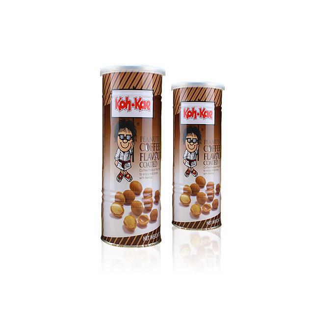 大哥 花生豆 咖啡味 265g ×3罐(泰国进口)