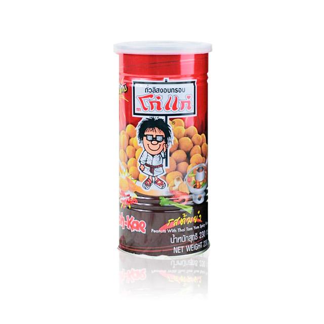 大哥 花生豆 辣味 240g ×3罐(泰国进口)