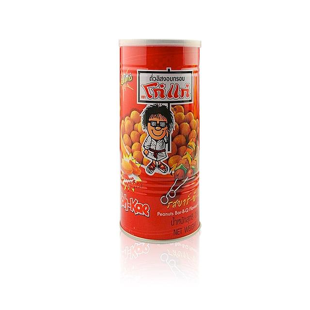 大哥 花生豆 烧烤味 240g ×3罐(泰国进口)