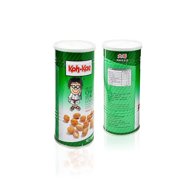 大哥 花生豆 鸡味 240g ×3罐(泰国进口)