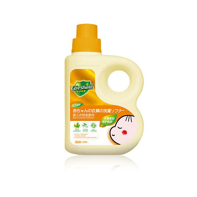 金盾康馨(Care shield) 婴儿衣物柔顺剂 1.2L ×2瓶