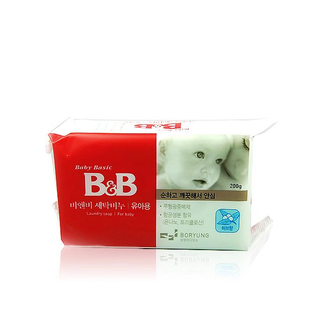保宁 洗衣香皂(香草香型) 200g ×5块