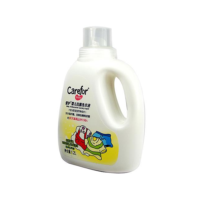 爱护 婴儿抗菌洗衣液 1200ml ×2瓶