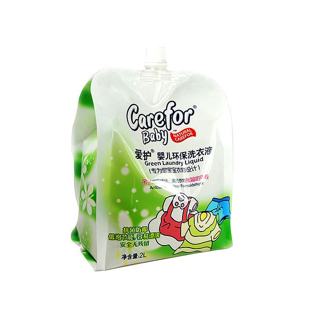 爱护 婴儿环保洗衣液 2000ml ×3袋