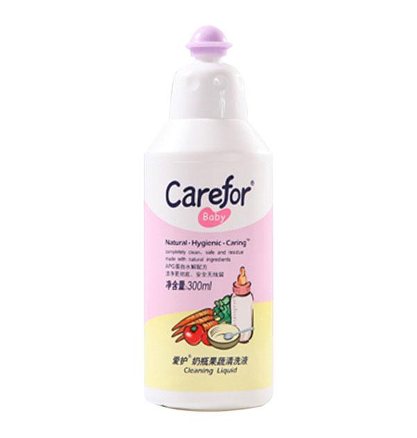 爱护 奶瓶果蔬清洗液 300ml ×2瓶