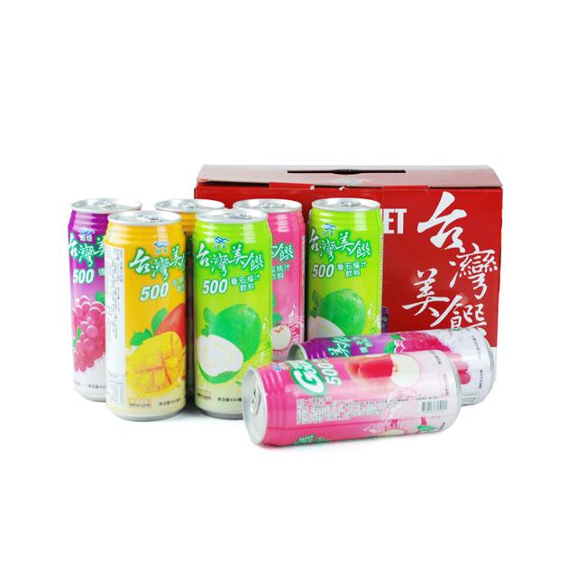 冠禾 台湾美馔果汁礼盒 3920g