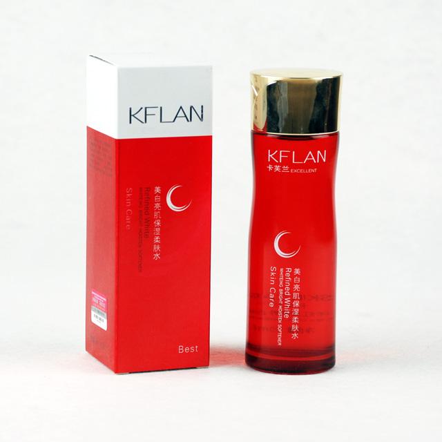 卡芙兰(KFLAN) 美白保湿柔肤水 120ml