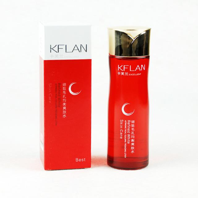 卡芙兰(KFLAN) 细致毛孔爽肤水 120ml