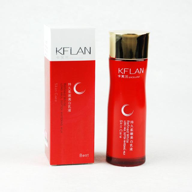 卡芙兰(KFLAN) 柔嫩美白乳液 120ml