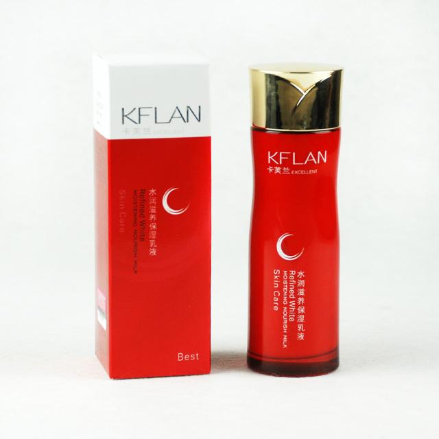 卡芙兰(KFLAN) 滋养保湿乳液 120ml