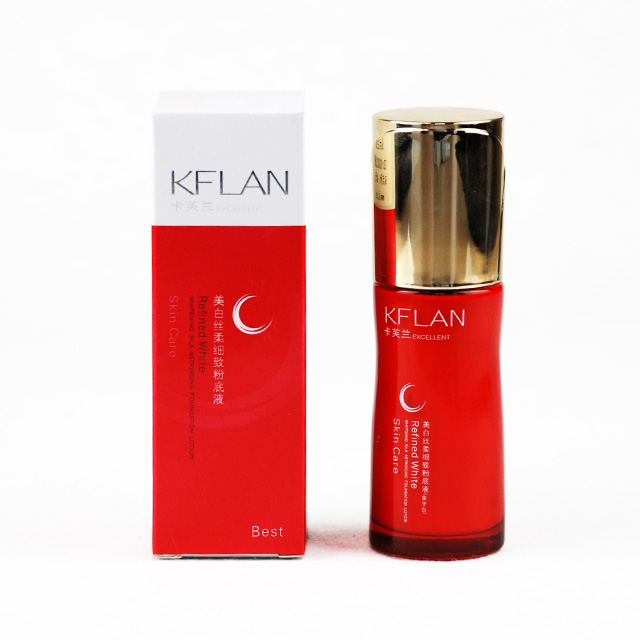 卡芙兰(KFLAN) 美白细致粉底液 40ml