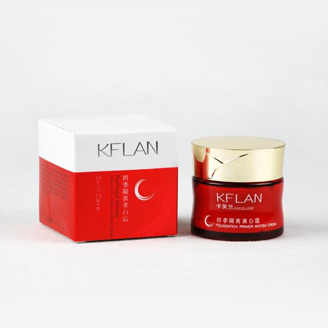 卡芙兰(KFLAN) 四季隔离美白霜 50g