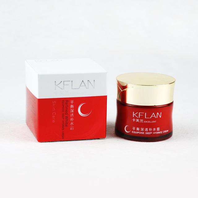 卡芙兰(KFLAN) 平衡深透补水霜 50g