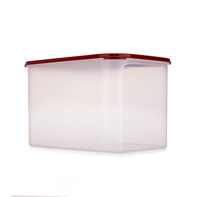 特百惠(Tupperware) 干货储藏 MM长方4号储藏盒 8.7L