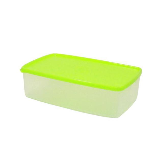 特百惠(Tupperware) 超大果菜保鲜盒连滤格 9.4L