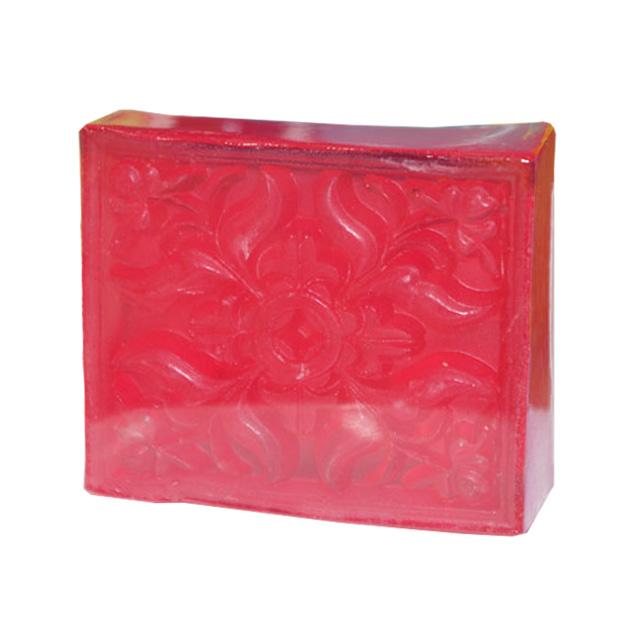 皂就人生 晶莹剔透系列 珊瑚精油皂