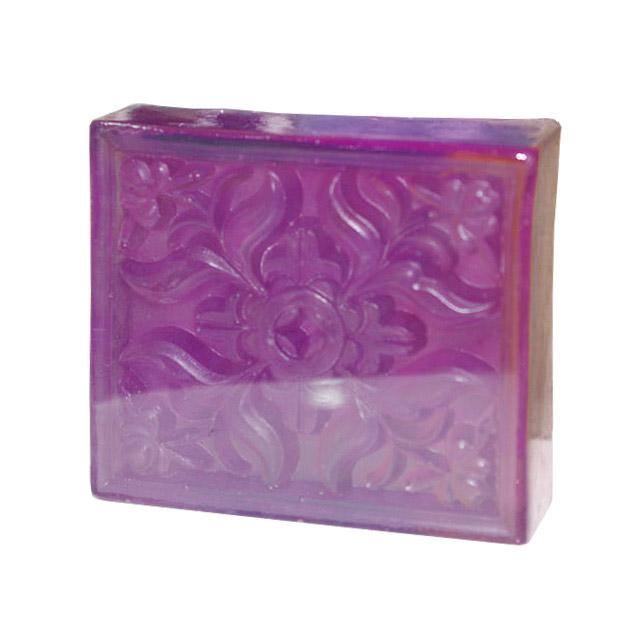 皂就人生 晶莹剔透系列 琉璃精油皂