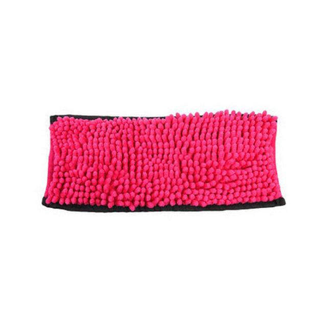 康多多(Condor) 舒舒(SUSU)地板擦用细纤维拖地巾 玫红
