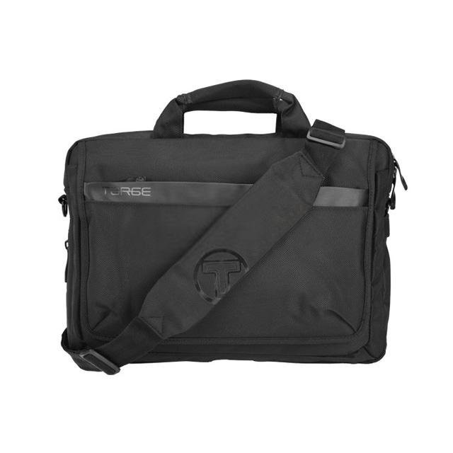 天盾(Targe) 单肩多功能电脑背包 T10A 黑色