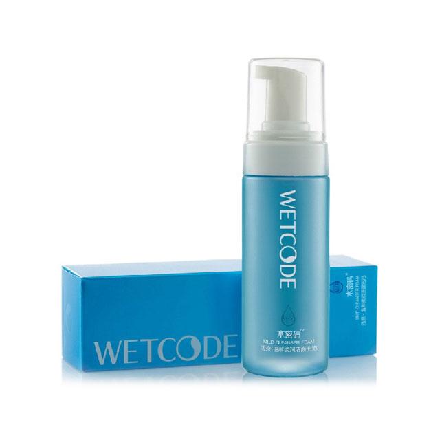 丹姿水密码(WETCODE) 活泉·温和柔润洁面泡泡 150ml