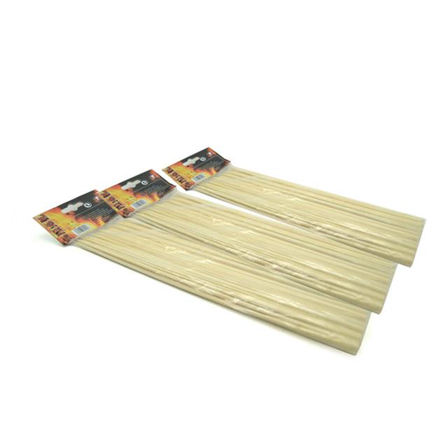 卡思特 烧烤竹签/竹制烤针 50-60支装 NX-599 ×3袋