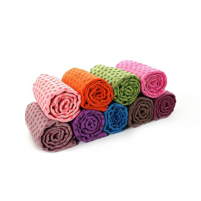 卡思特 天然乳胶防滑瑜伽铺巾(送网袋)