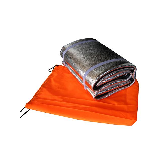 卡思特 加厚四人双面铝膜防潮垫 JA28 200CM×200CM×0.3CM