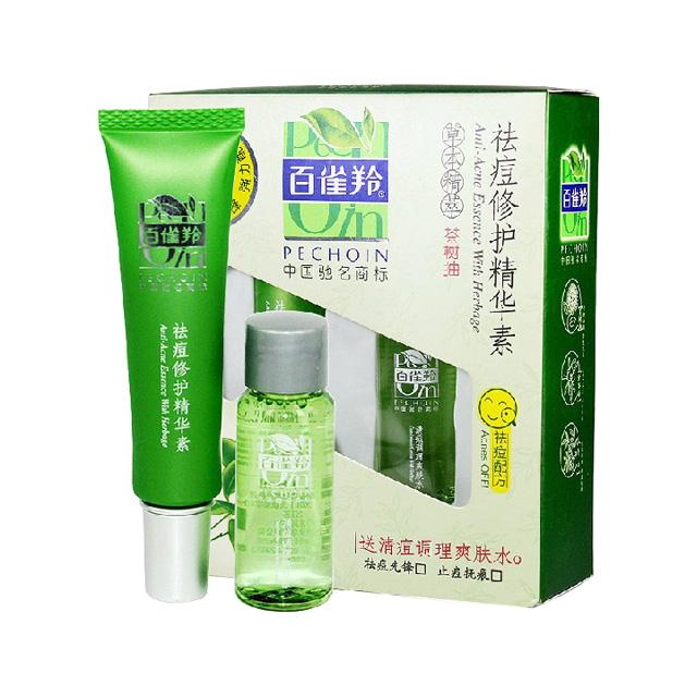 百雀羚 草本精粹 祛痘修护精华素 20g