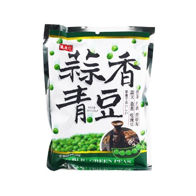 盛香珍 蒜香青豆 240g ×3袋(台湾进口)