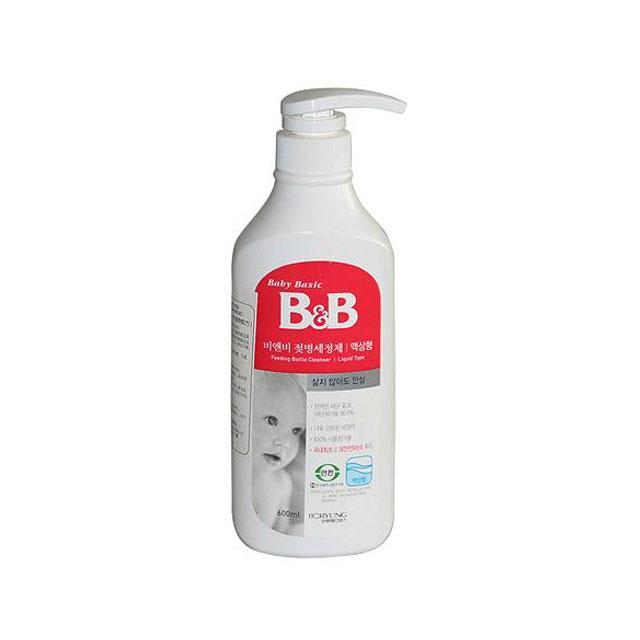 保宁(B&B) 奶瓶清洁剂(液体型瓶装) 600ml