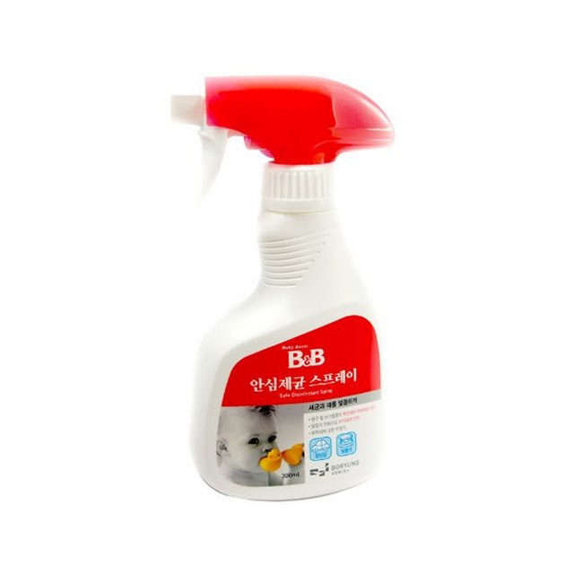 保宁(B&B) 安心治菌喷雾剂(瓶装) 300ml