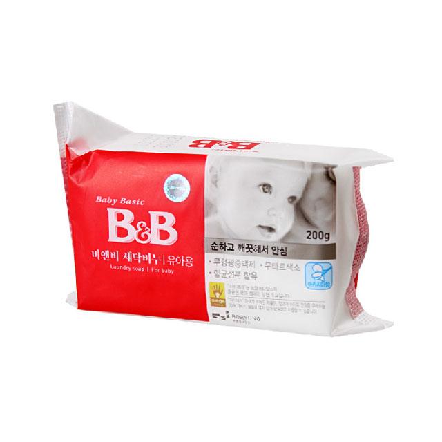 保宁(B&B) 洗衣香皂(洋槐香) 200g