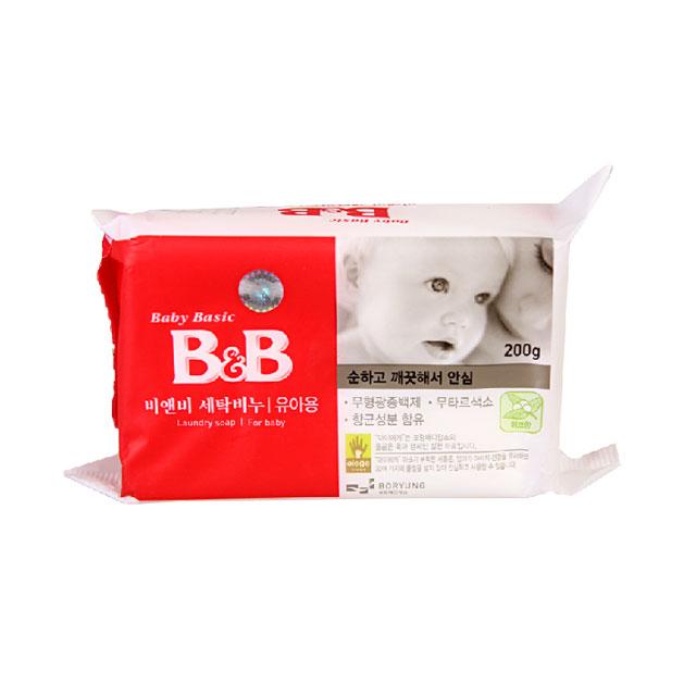 保宁(B&B) 洗衣香皂(香草香) 200g