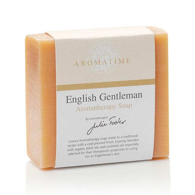 芳香假日(Aromatime) 英格兰绅士皂(去黑头 去痘印 控油)