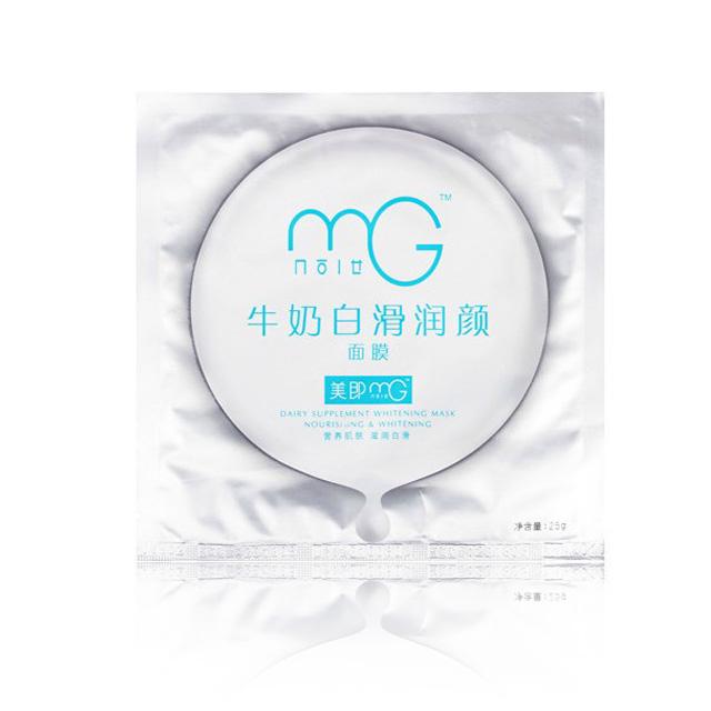 美即(MG) 牛奶白滑润颜面膜 25g/ml