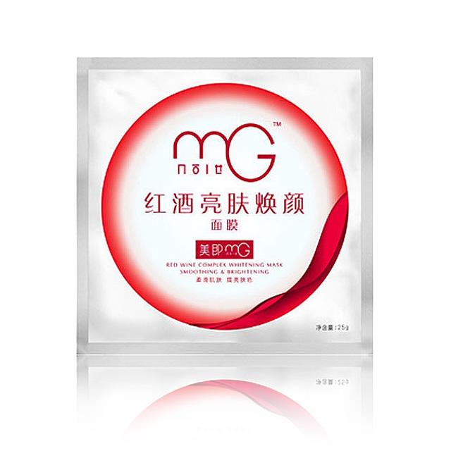 美即(MG) 红酒亮肤焕颜面膜25g/ml