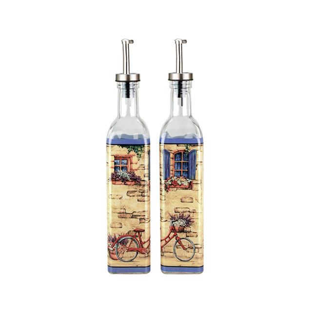 居元素(SENSE) 自行车 液体调味瓶2件套 N8041380 500ml/只(用友实体店自提)