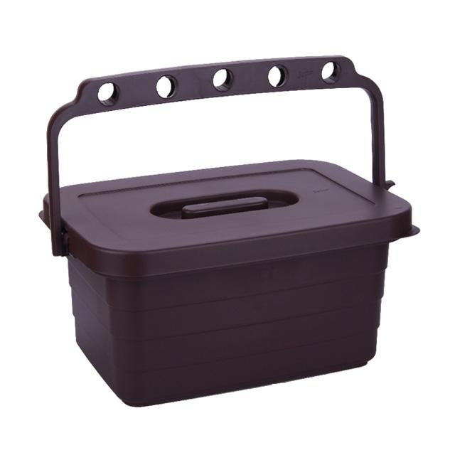 康多多(Condor) satto家务清洁工具收纳箱/拖地水桶 棕色(用友实体店自提)