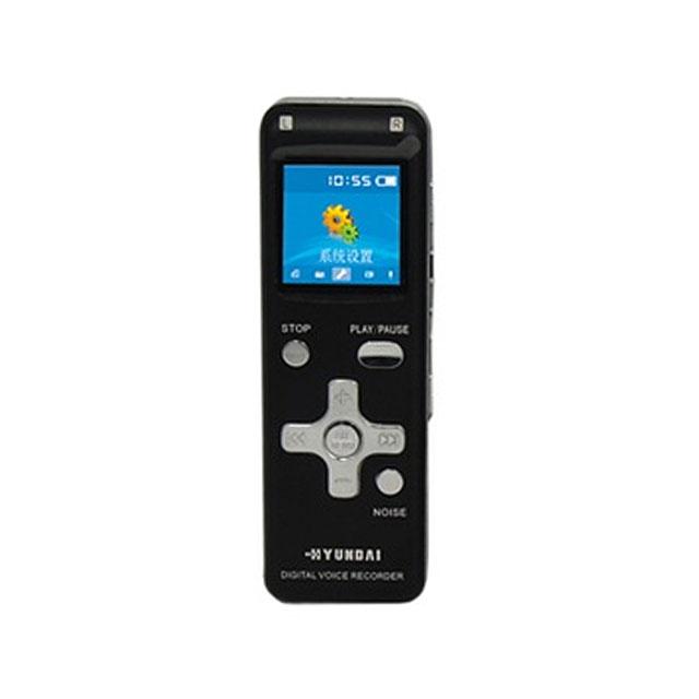 现代(HYUNDAI) 数字录音笔 F96 8G(韩国)