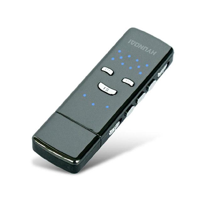 现代(HYUNDAI) 数字录音笔 HYV-B10 4G(韩国)