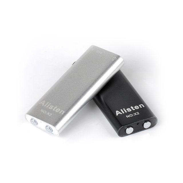 艾利声(Alisten) 录音笔 X2 4G
