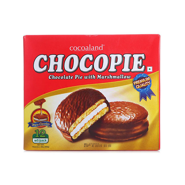 cocoaland 巧克力派 300g ×3盒