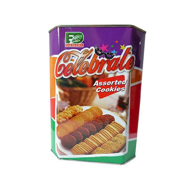 爱美味 香甜庆典曲奇饼 600g(马来西亚)