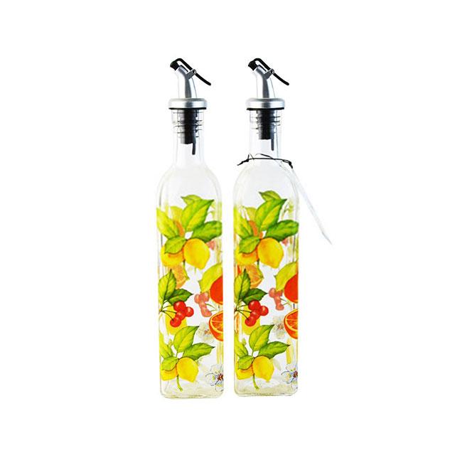 居元素(SENSE) 乐果缤纷 液体调味瓶两件套 E8667840 500ml/只